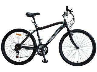 Bicicleta MTB Bianchi Touring ST Aro 26 Llantas Aluminio,Negro,hi-res