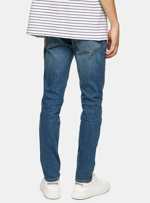 Jeans%20Mid%20Wash%20Stretch%20Skinny%20Topman%2C%C3%9Anico%20Color%2Chi-res