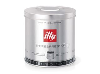 Café Lata Illy Iper Tostado Oscuro 21 Caps,,hi-res