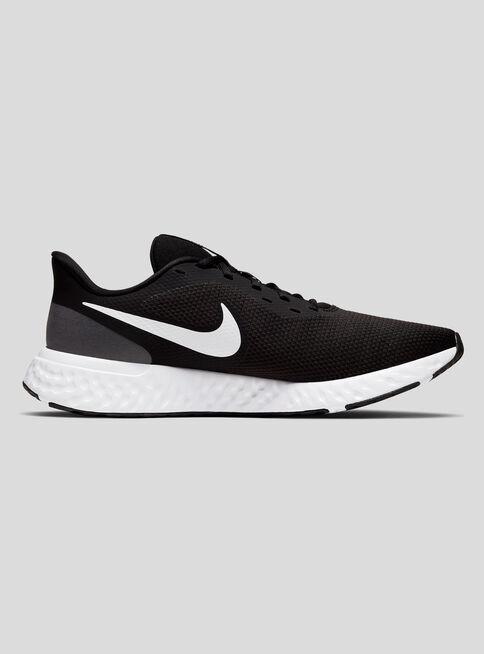 Oponerse a Impulso Vaca  Zapatilla Running Nike Revolution 5 Negra Hombre - Zapatillas Running    Paris.cl