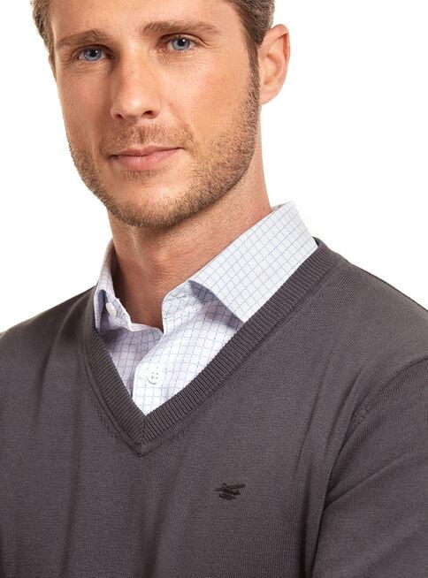 Sweater%20B%C3%A1sico%20Cuello%20V%20Ferouch%2CGris%2Chi-res