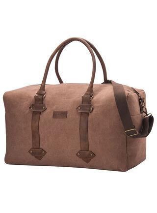 Bolso Duffel Bag Speke Rocha,Café,hi-res
