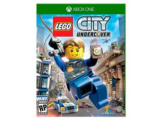 Juego Xbox One Lego City Undercover,,hi-res