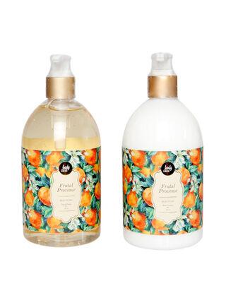 Set Tratamiento Cuerpo Body Care Frutal Provence Duo Ceramica Set Spa,,hi-res