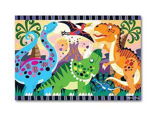 Melissa and Doug Puzzle de Piso Espacio Caramba,,hi-res