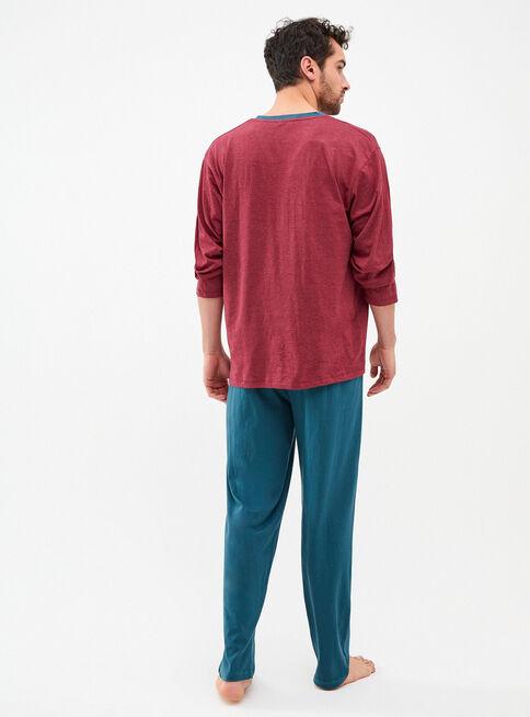 Pijama%20Largo%20Algod%C3%B3n%20David%20Marc%2CNegro%2Chi-res