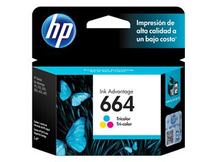 Cartucho Tinta Hp 664 Color,,hi-res