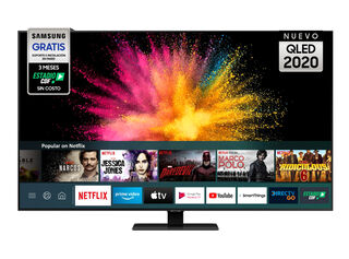 "QLED Smart TV Samsung 55"" UHD 4K 55Q80,,hi-res"