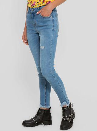 Jeans Flecos Foster,Celeste,hi-res
