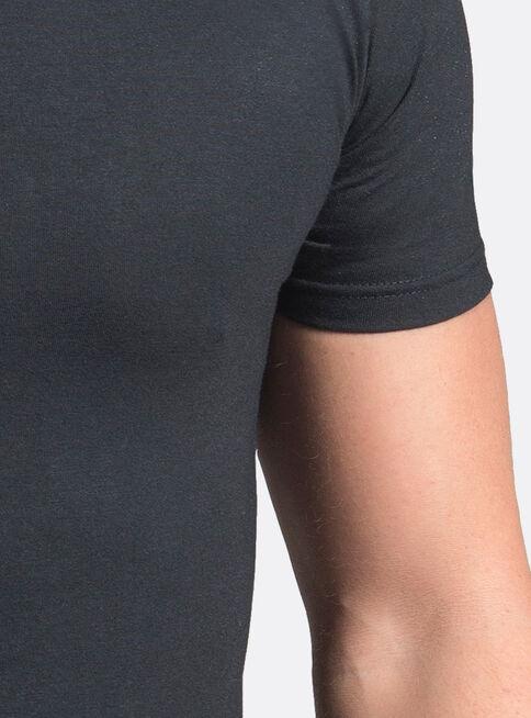Camiseta%20Manga%20Corta%20Bamb%C3%BA%20Mota%2CNegro%2Chi-res