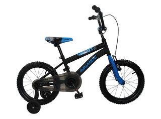Bicicleta Aprendizaje Avalanche Niño Bronco Aro 16 Hasta 120 cm,Negro,hi-res