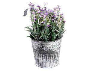 Arreglo Flores Lila Colgante Sohogar,,hi-res