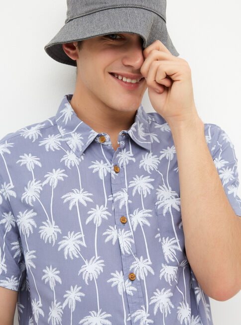 Camisa%20Viscosa%20Estampado%20Tropical%20Opposite%2CCeleste%2Chi-res
