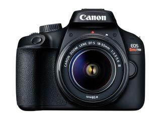CAMARA REFLEX CANON EOS T100 + LENTE 18-55 MM