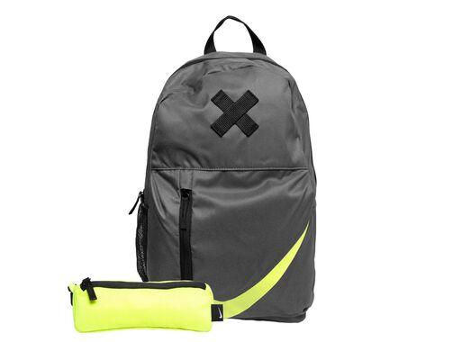 Mochila Nike Element Unisex Gris - Mochilas Escolares  f8d30b29f2d