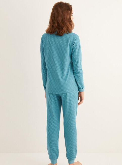 Pijama%20Miffy%20Daisy%20Algod%C3%B3n%20Manga%20Larga%20Women'Secret%2CVerde%20Olivo%2Chi-res