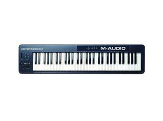 Controlador De Teclado M Audio Midi KEystation 61,,hi-res