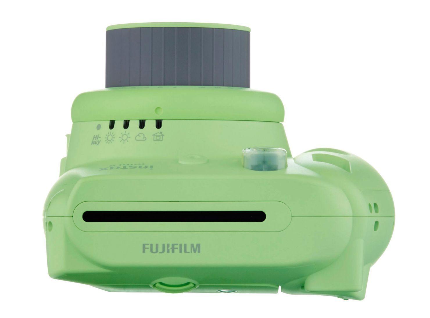 711157cf80 Camara Instax Mini 9 Verde Fuji Film en Cámaras Compactas | Paris
