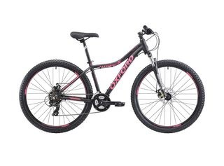 Bicicleta MTB Mujer Oxford Venus 3 Discro Mecánico Aro 27.5,Negro,hi-res
