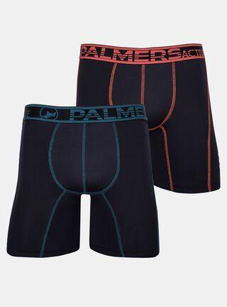 Pack 2 Boxer Extra Largo Active Microfibra Palmers,Único Color,hi-res