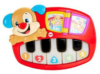 Ríe y Aprende Perrito Piano de Aprendizaje Fisher Price,,hi-res