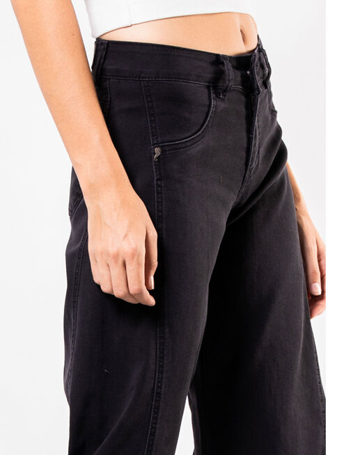 Jeans%20Palazzo%20Regular%20Lolita%20Pocket%2CNegro%2Chi-res
