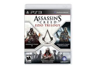 Juego PS3 Assassin's Creed Ezio Trilogy,,hi-res