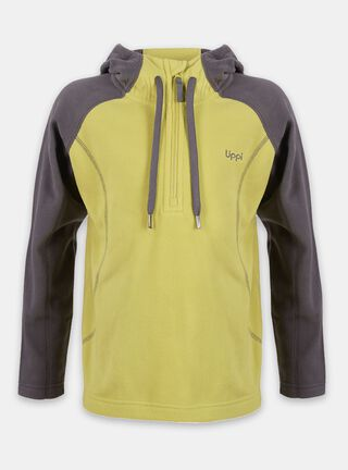 Chaqueta Lippi Cold Day Therm-Pro Hoody Jacket Niño,Verde,hi-res