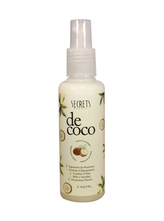 Aceite Capilar Extracto De Coco Secrets Brasil,,hi-res