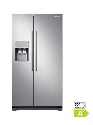 Refrigerador No Frost Side By Side Samsung RS50N3503SL/ZS 501 Litros,,hi-res