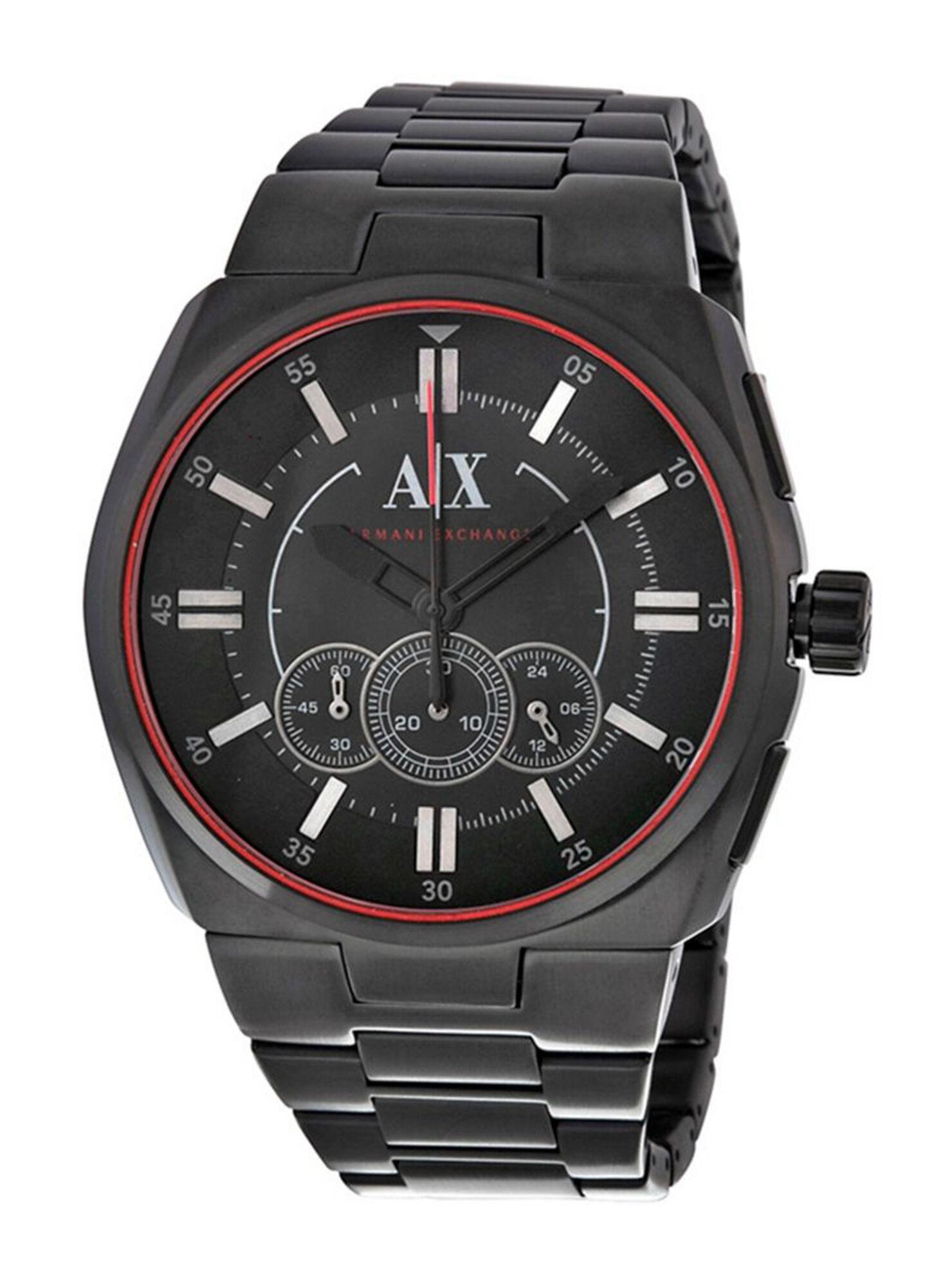 30a8a49a8c20 Reloj Hombre Pulso Exchange AX1801 Armani en Relojes