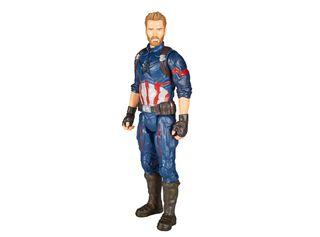 Figura Capitan America Titan Hero Power FX Infinity War Avengers,,hi-res