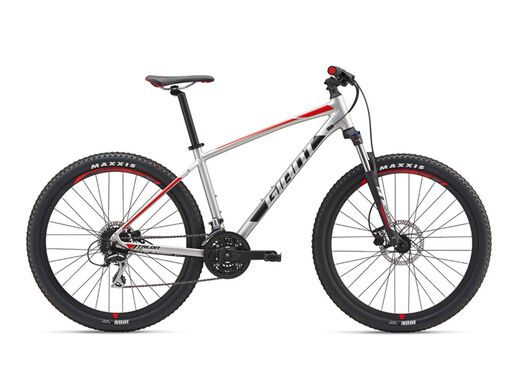 Bicicleta MTB Talon 3 Giant Aro 27,Gris,hi-res