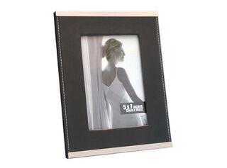 Marco de Fotos Metal Attimo 10 x 15 cm,Negro,hi-res