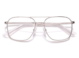c13455db1d Lentes Ópticos TBC Bored Of The Flings 250 Strength Silver Unisex