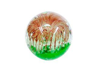 Esfera Decorativa Con Diseño 10 cm Sohogar,,hi-res