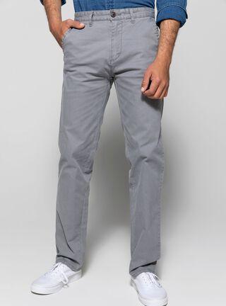 Pantalón Casual Tiro Medio Greenfield,Grafito,hi-res