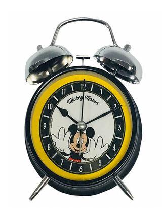 Reloj Despertador Análogo Grande Mickey Mouse,,hi-res