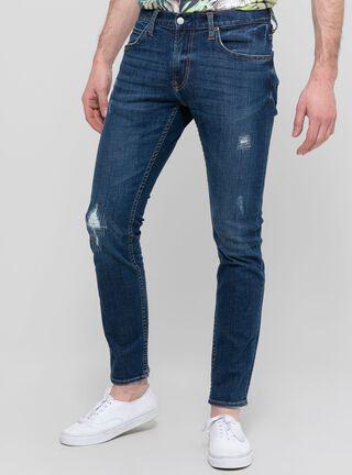 Jeans Skinny Blue Lee,Azul Petróleo,hi-res