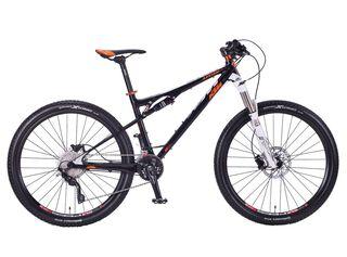 Bicicleta MTB Lycan 273 SE2 KTM Bikes Aro 27,5,Negro,hi-res