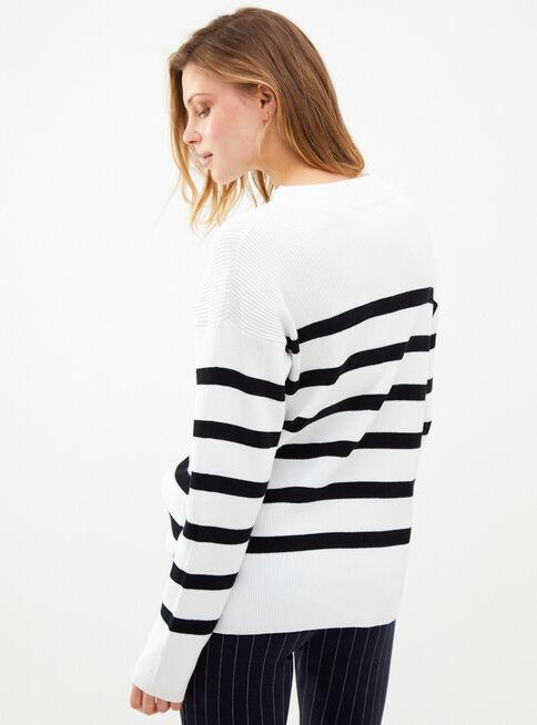 Sweater%20Acanalado%20Esprit%2CMarfil%2Chi-res
