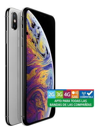 """iPhone XS Max 64GB Silver 6,5"""" Liberado,,hi-res"""