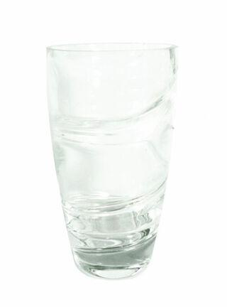Vaso de Vidrio Polaco Curvo Attimo 15 x 8 cm,,hi-res