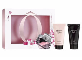 Set Perfume Lancôme La Nuit Tresor EDP 30 ml + Body Lotion + Shower Gel,,hi-res