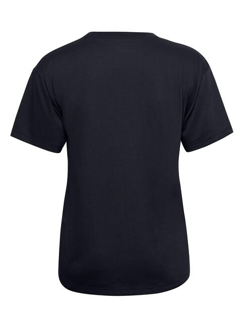 Polera%20Under%20Armour%20Live%20Fashion%20WM%20GraphicSS%20Mujer%2CNegro%2Chi-res