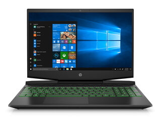 "NOTEBOOK HP PAVILION GAMING 15-DK0014LA INTEL CORE I5-9300H 4GB RAM 256GB SSD + 16GB OPTANE TV GEFORCE GTX 1050 3GB 15,6"""