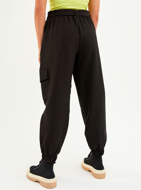 Pantal%C3%B3n%20Fit%20Jogger%20con%20Bolsillo%20Cargo%20Opposite%2CNegro%2Chi-res