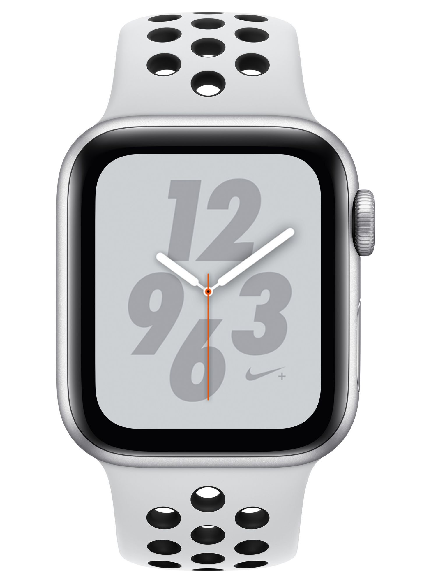 c623989f92d Apple Watch Nike+ Series 4 Silver + Correa Nike Sport Plata en Apple ...