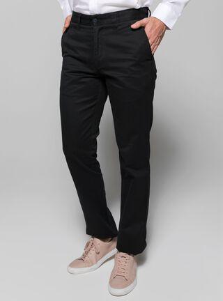 Pantalón Recto Ferouch,Negro,hi-res
