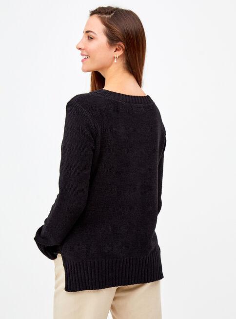 Sweater%20Chenille%20Trenzado%20Opposite%2CNegro%2Chi-res
